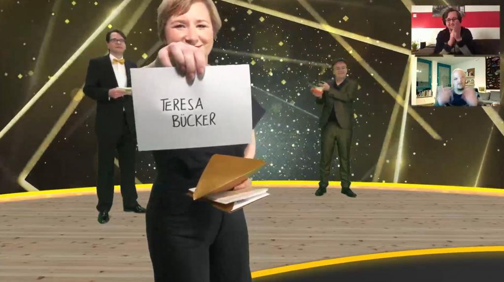 Teresa Bücker ist Bloggerin des Jahres